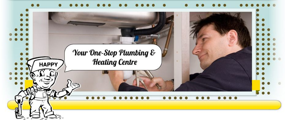 your one-stop plumbing & heating centre